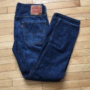 Levi's 513 Jeans 34/32